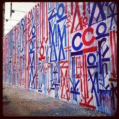 Big Walls By Retna - New York City (NY)