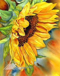 """""""Sun Diva"""" by Missy Cowan has been entered into our September Featured Artist Contest. Go here to vote: http://woobox.com/jhs86q"""