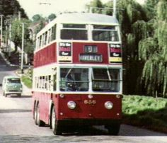 Waverly bound trolley bus