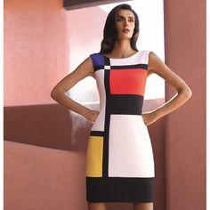e94460ac8f8 Joseph Ribkoff Dress - Style 151017 (Spring  Summer 2015) Joseph Ribkoff  Dresses
