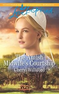 Read an excerpt from Cheryl Williford's 'The Amish Midwife's Courtship' on the Book Nook!