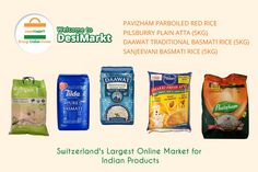 Desimarkt is your one stop online Store for the Indian grocery in Zurich, Switzerland. Desimarkt will carry your preferred Indian groceries to your door steps.