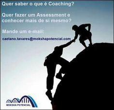 Afinal, o que é Coaching?  www.facebook.com/MokshaPotencial
