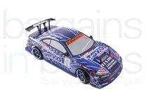 Himoto 1:10 Scale Brushless Drift Car Nissan Silva S15 (4123BL)
