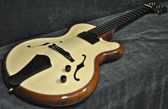 Kistler archtop guitar