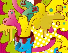 """Check out new work on my @Behance portfolio: """"Una idea vive"""" http://on.be.net/1MbFlxW"""