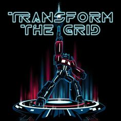 Transform the Grid