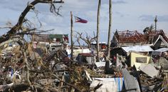 Nov. 20, 2013 Inquirer News - Extent of damage in Tanauan town, Leyte