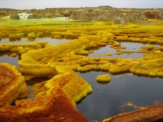 Danakil Depression, Great Rift Valley, Ethiopia