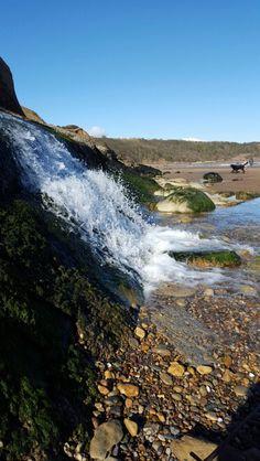 Cayton Bay Waterfall