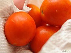 com congelar tomates
