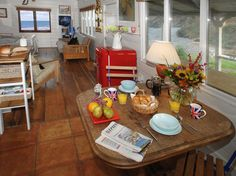 The Beach Hut, a romantic cottage in Cornwall