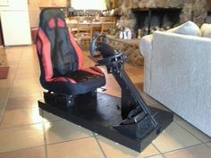 Real Flight Simulator Games - The Best Airplane Games Flight Simulator Cockpit, Racing Simulator, Wii Games, Arcade Games, Best Flights, Racing Wheel, Weekend Projects, Gaming Setup, Woodworking Projects