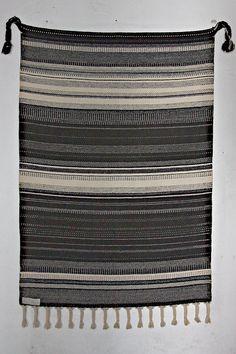 Elsa Montell Saanio 'Lapin raanu' tapistry, Lapland, Finland in Atlanta) Woven Rug, Bowls, Elsa, Weave, Baskets, Textiles, Rugs, Grey, Inspiration