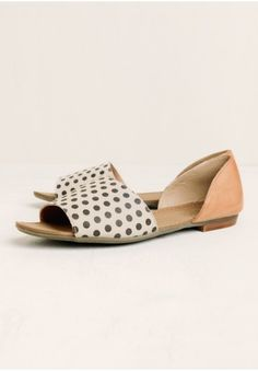 Milly D'Orsay Flats By Latigo | Modern Vintage New Arrivals | Ruche