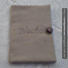 Funda para notas Nacho