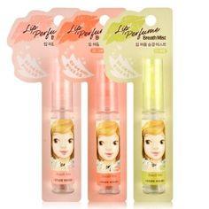 Etude House Lip Perfume Breath Mist #2 Grape Fruit