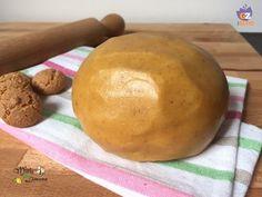 Pasta Frolla agli amaretti - ricetta base