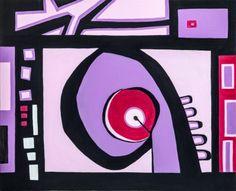 칸의 변주곡 / Acrylic on Canvas,  / 53.0 x 45.5 cm (20.9 x 18.1 inch)