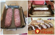 Archívy Recepty - Page 6 of 790 - To je nápad! Sausage, Food And Drink, Beef, Haha, Meat, Sausages, Steak, Chinese Sausage