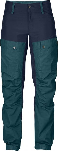Article nr. F89580 Keb Trousers W Curved