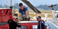 helicopter pilots at work - Google Search