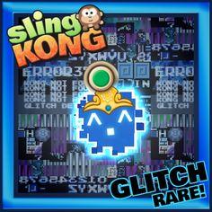 Glitch 1/1! #SlingKong http://onelink.to/slingkong