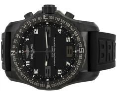 Breitling B50 Night Mission multifunction watch - Perpetuelle