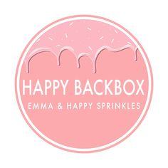 Happy Backbox - Die Abo Backbox mit tollen Rezepten á la Emmas Lieblingsstücke, spannendem Backzubehör und den coolsten Streuseln von Happy Sprinkles Beautiful Desserts, Cute Desserts, Drip Cake Recipes, Nutella Muffins, Vanille Paste, Raspberry Mousse, 10th Birthday Parties, Cookie Crumbs, Drip Cakes