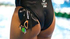 Schwimmerin Rio