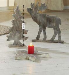 1169 besten weihnachten bilder auf pinterest xmas christmas decor und christmas balls - Holzdeko weihnachten ...