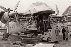 Bristol Freighter 1952.