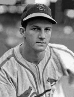 A very young Stan Musial   The man