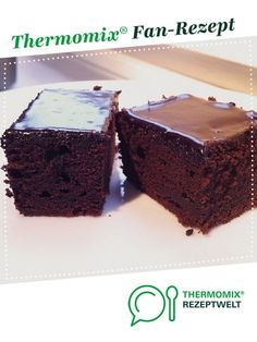 Brownies mit Frosting Brownies with frosting of HdMs. A Thermomix ® recipe from the Baking Sweet category www.de, the Thermomix® Community. Easy Frosting TechniquesCream Cheese Frosting: GreenPecan Pie Brownies are an Frosting Recipes, Cake Recipes, Baking Recipes, Snack Recipes, Brownie Frosting, Thermomix Desserts, Pumpkin Spice Cupcakes, Fall Desserts, Ice Cream Recipes