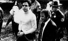 "tedbundystuff: """"Ted Bundy in handcuffs "" "" Ted Bundy, Best Fiends, Serial Killers, True Crime, Pretty Face, Handsome, Community, Bing Images, Wicked"