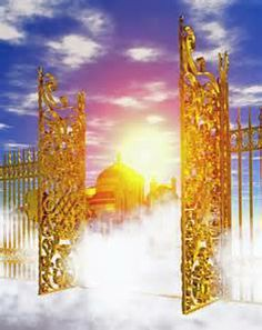 Near-Death Experiences; True stories of Near-Death Experiences told by real people. True stories of those who went to Heaven. Religion, Celestial, Jesus E Maria, Heaven's Gate, Prophetic Art, Biblical Art, Lion Of Judah, Jesus Pictures, Stairway To Heaven
