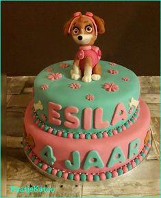 Sky taart Birthday Cake, Desserts, Food, Tailgate Desserts, Birthday Cakes, Deserts, Eten, Postres, Dessert
