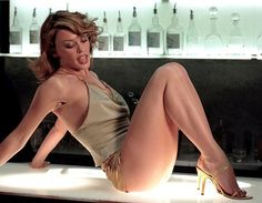 Claim to fame: Before becoming a global sex symbol in 2000's Spinning Around film clip, Kylie Minogue actually bought her iconic gold hotpants for a London fancy dress party years earlier