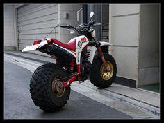 Yamaha Big Wheel by Johnny2bad, via Flickr