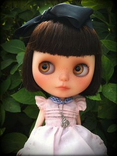 Cora in the garden by queenbee2zz, via Flickr