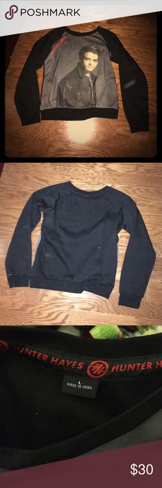 Selling this Hunter Hayes pullover on Poshmark! My username is: caitmarie92. #shopmycloset #poshmark #fashion #shopping #style #forsale #Tops