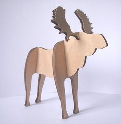 Etsy Find:  Plywood Sculpture Kits