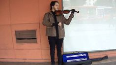 Nicolás Norambuena, otro excelente violinista.