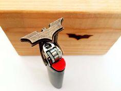 The Lighter with Batman Branding Iron
