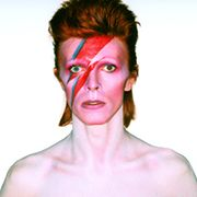 I'm reading: David Bowie has become a style icon.