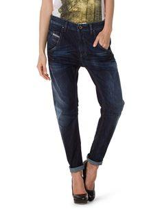 Women - Diesel - Jeans im Boyfriend-Look