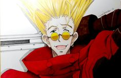 My Vash The Stampede from Trigun - by Nanami Stardust