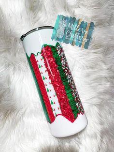 Glitter Tumblers, Glitter Cups, Christmas Tumblers, Tumbler Cups, Hot Cars, Christmas Themes, True Colors, Tangled, Epoxy