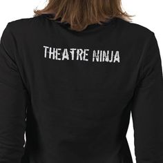 Theatre Ninja - I wish I could buy these for my advanced tech kids!