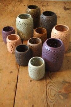 Keramikk-lykter fra ZanZ